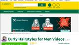 Curly Hairstyles for Men Videos 1.1.3 download - This Mobile App is all about Curly Hairstyles for Men Videos. This App has lots of Curly hair style for…